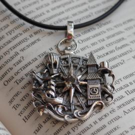 Around the World pendant