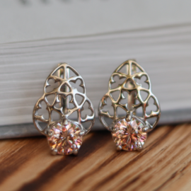 Notre Dame earrings