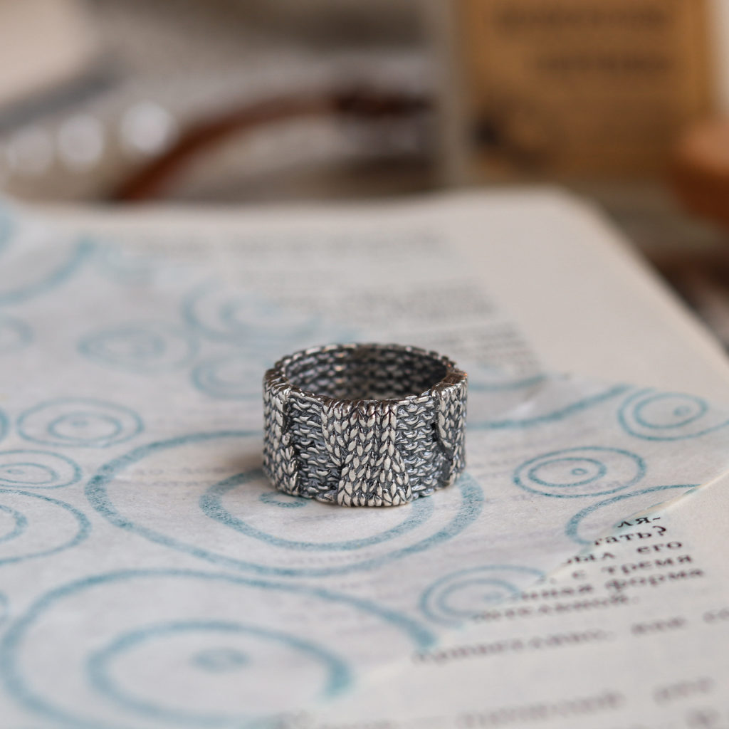 The Knit ring